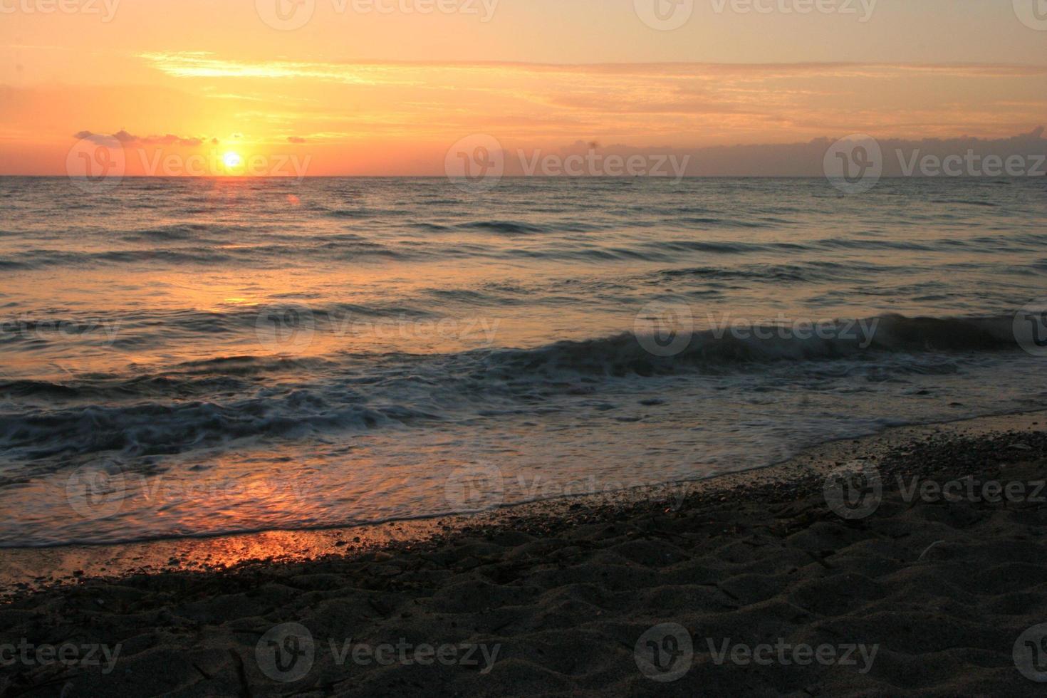 zonsondergang zonsopgang foto