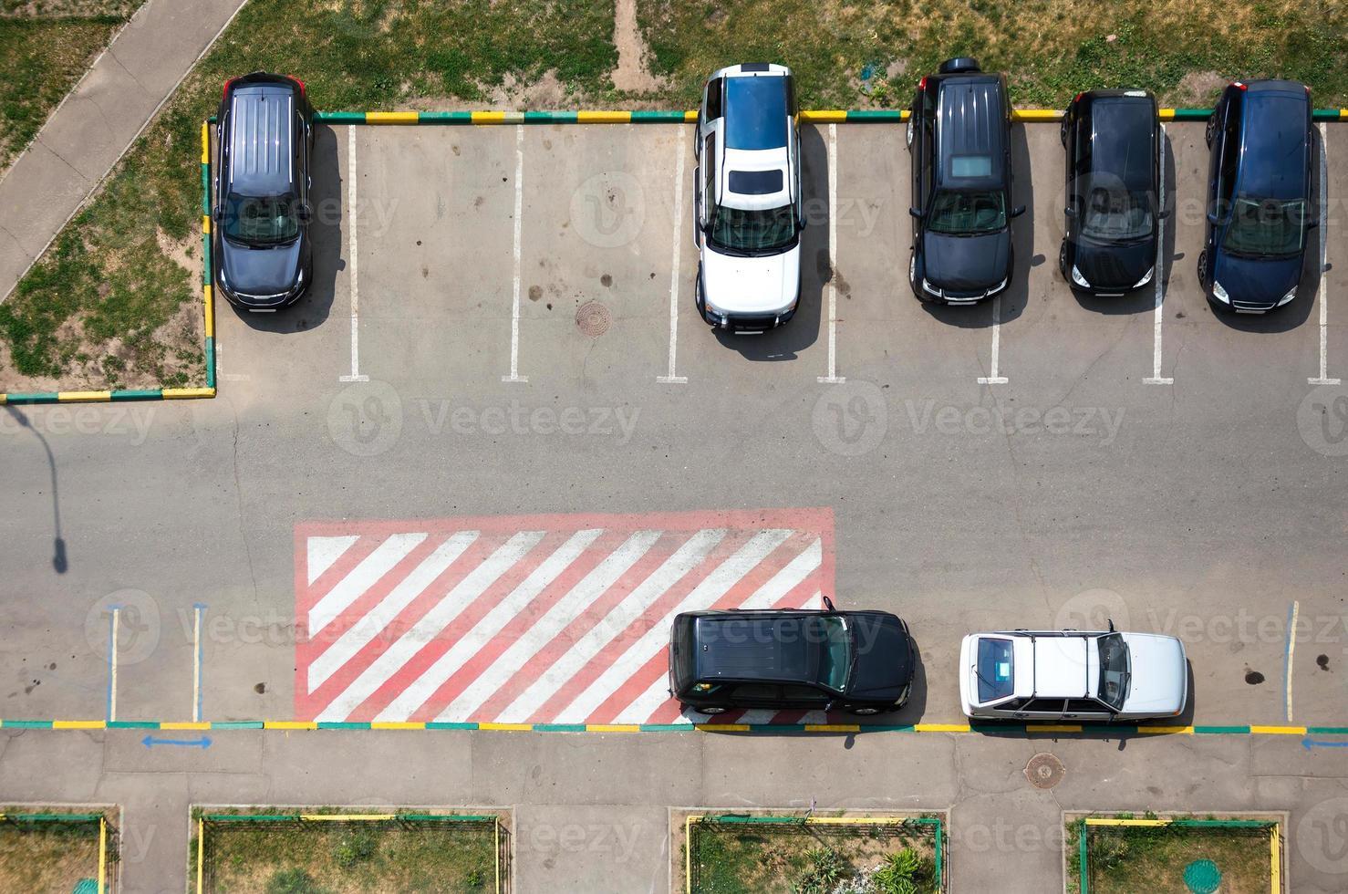 parkeren foto