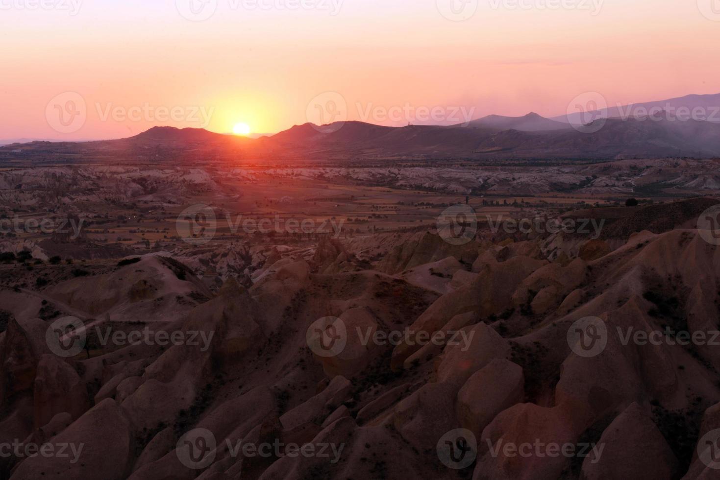 anatolië, kalkoen, cappadocia foto