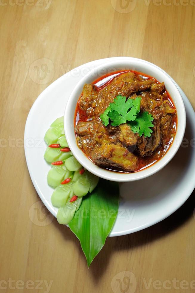 hunglei curry foto
