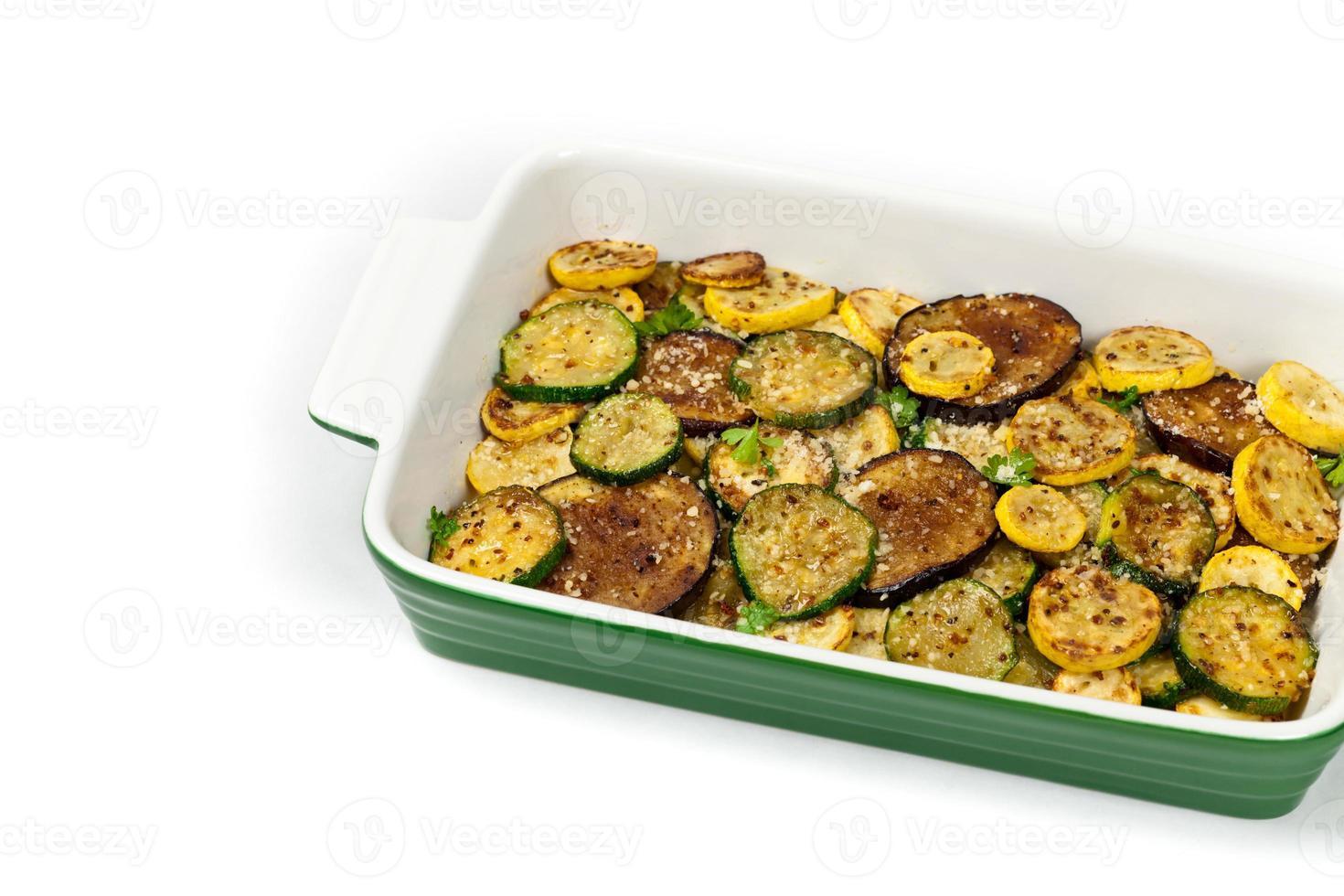 gebakken groenten foto