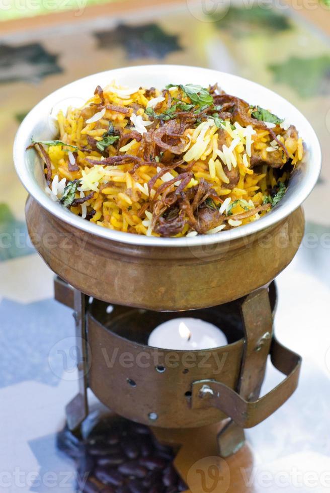 Indiase rijst foto