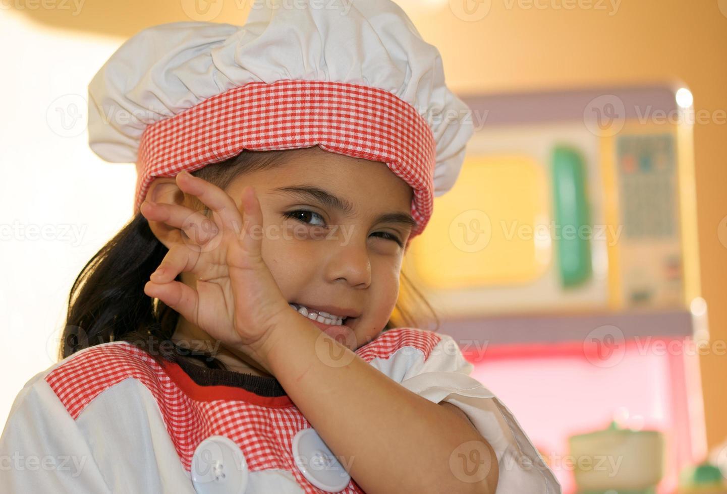 kleine chef foto