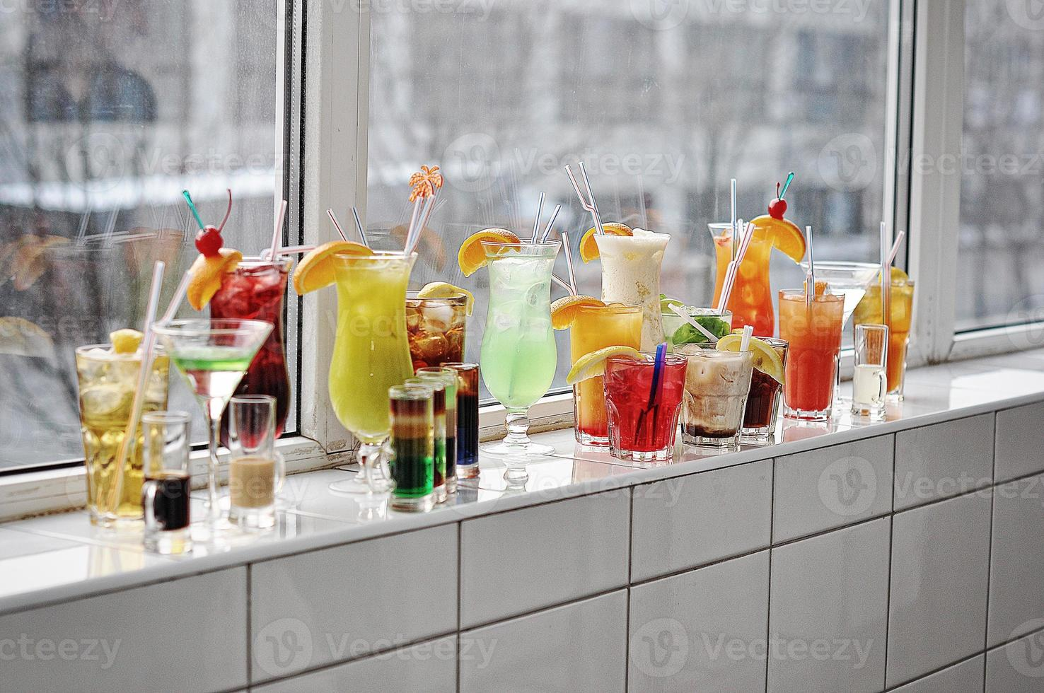 set cocktails foto