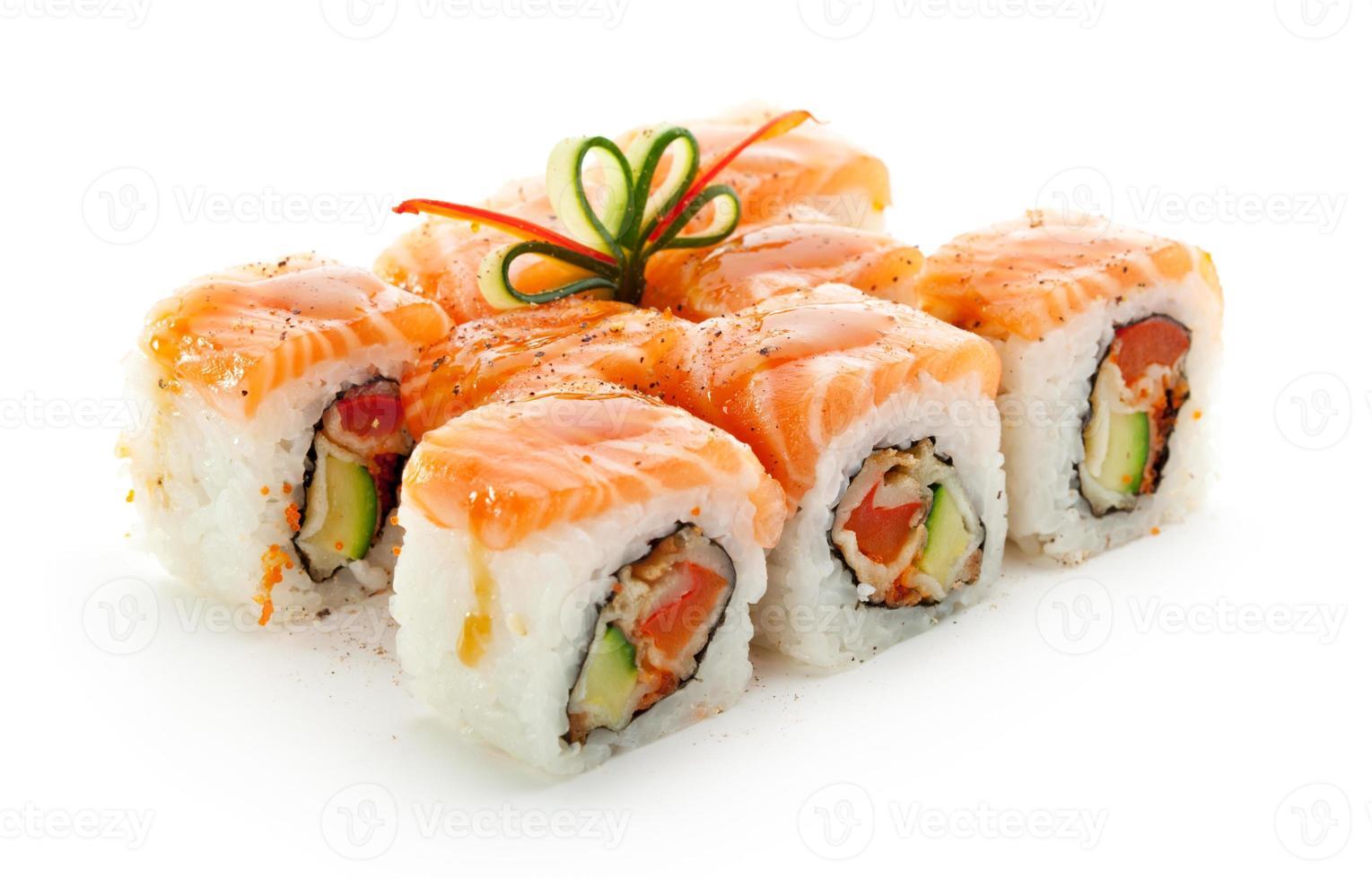 maki sushi foto