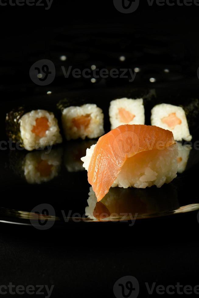 Japanse sushi foto