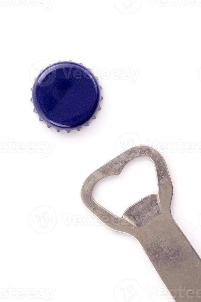 open het! - blauw foto
