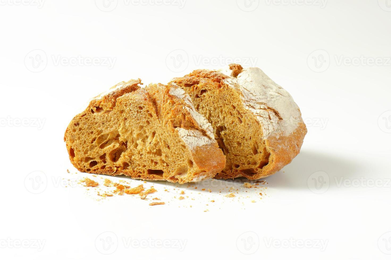 knapperig brood foto