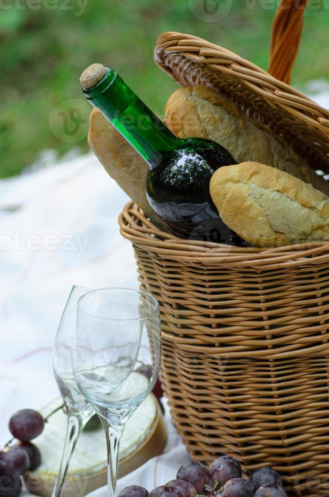 picknickmand foto