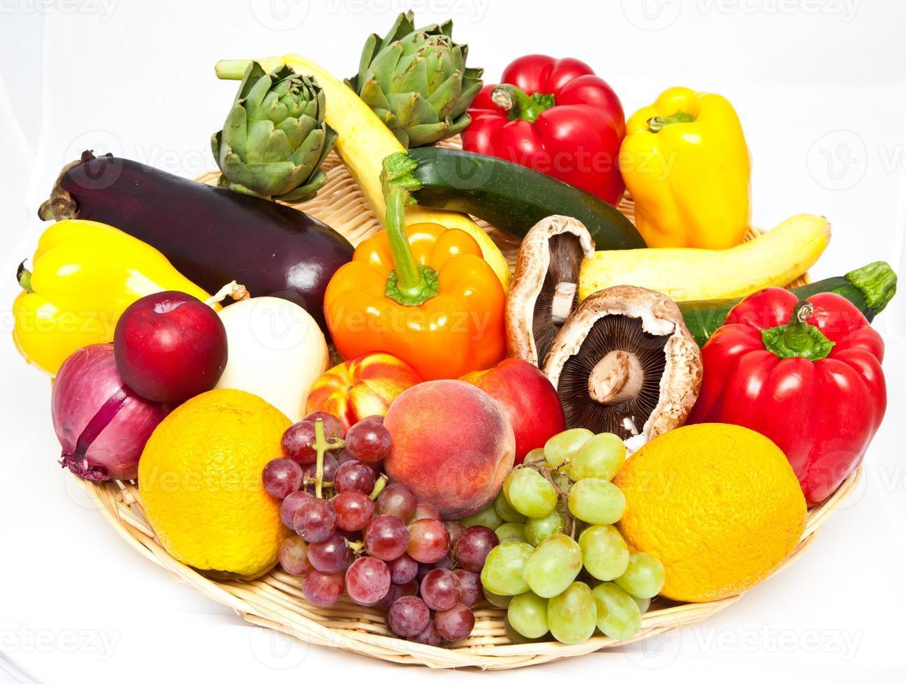 heb je je groenten? foto
