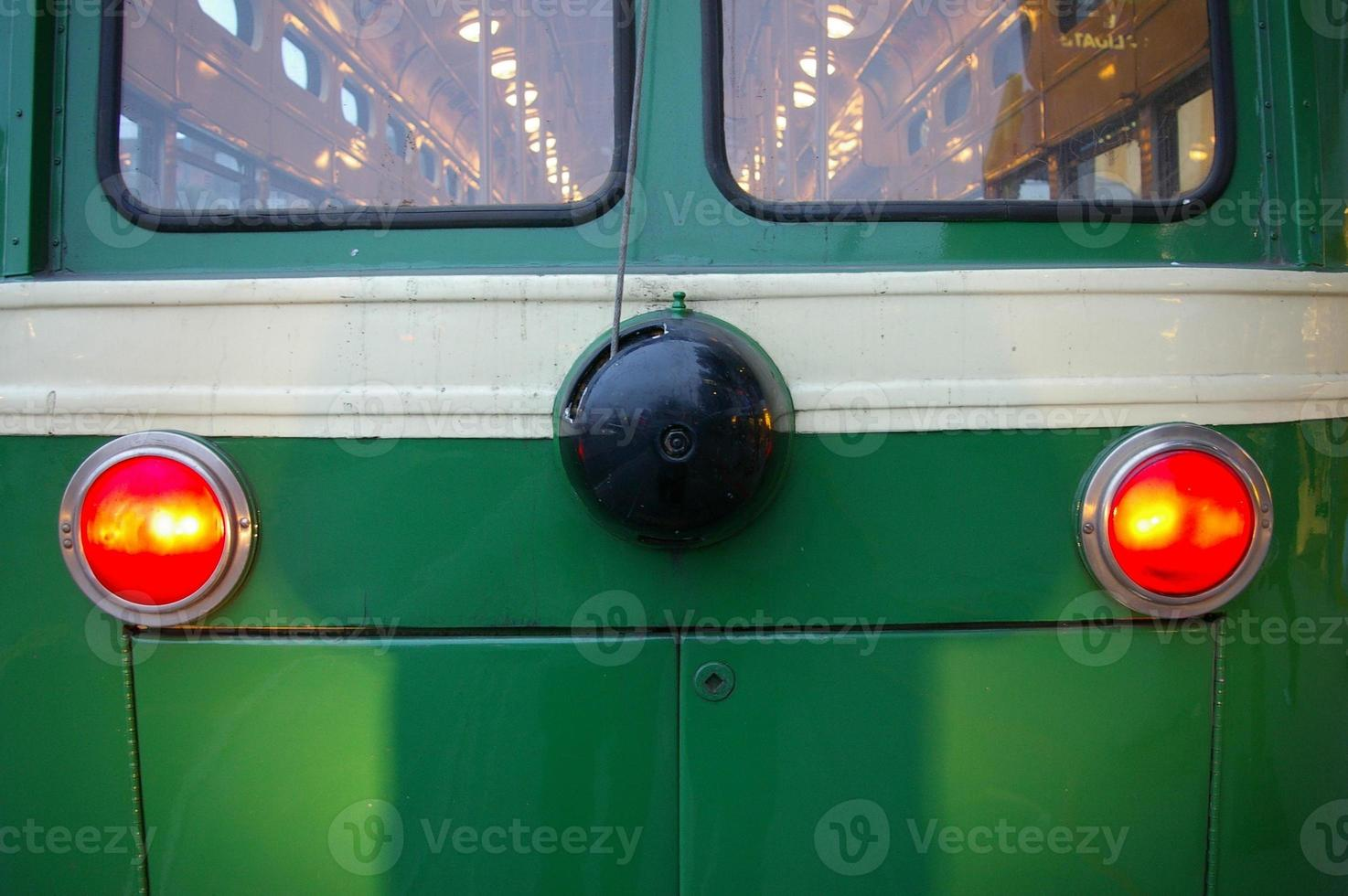 trolley auto foto