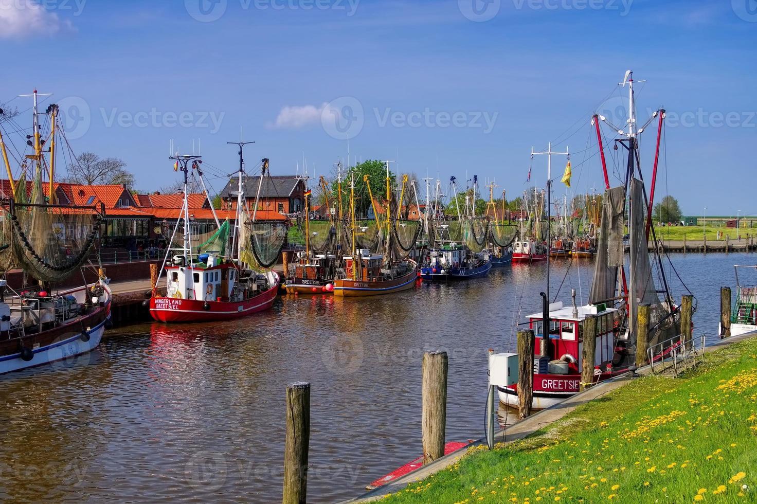 haven van Greetsiel foto