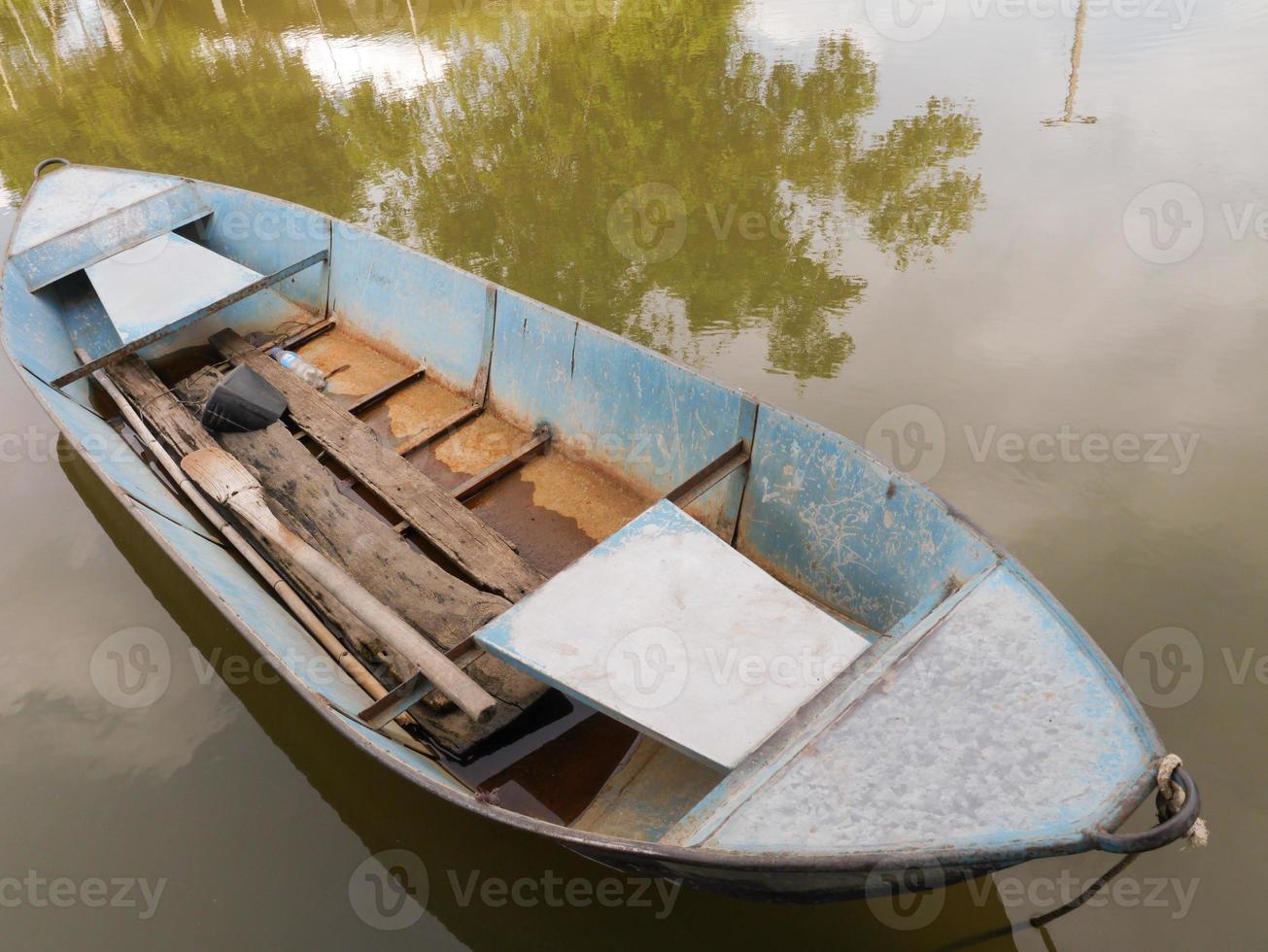 ijzeren boot foto