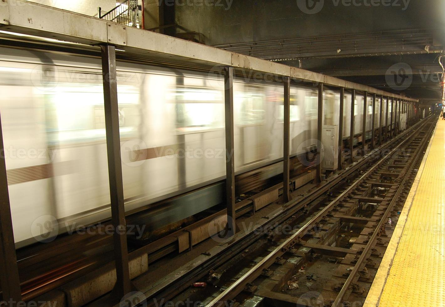 snelle trein foto