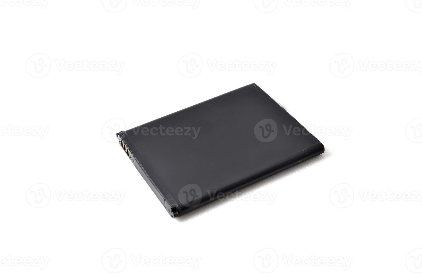 mobiele telefoon batterij foto