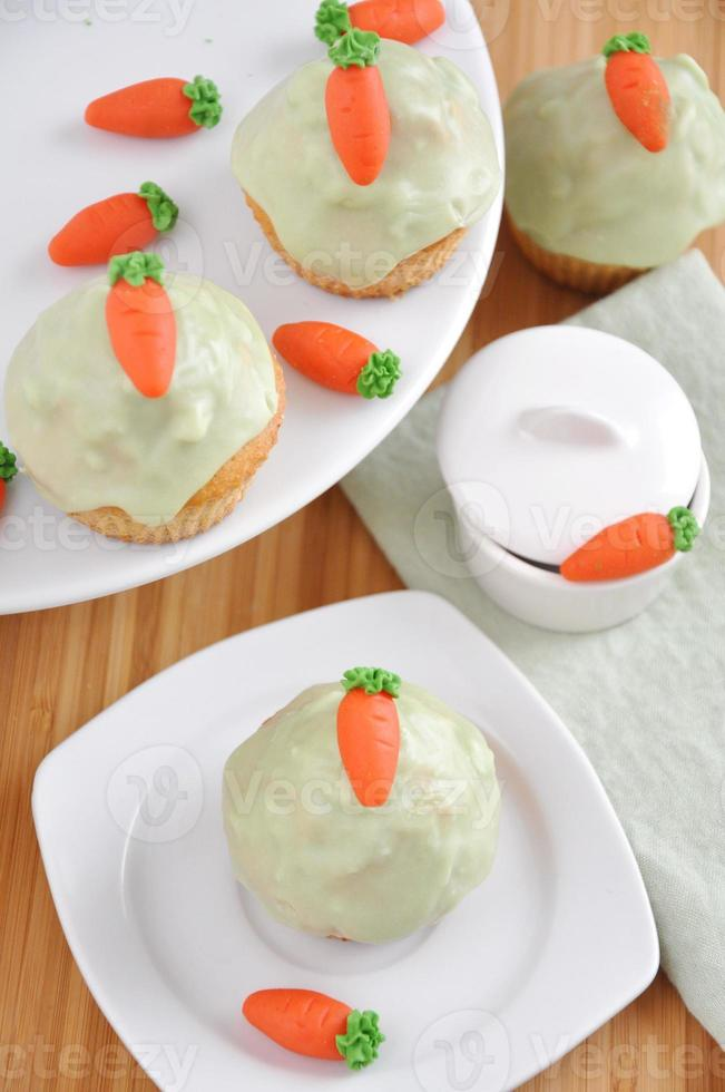 Pasen cupcakes foto