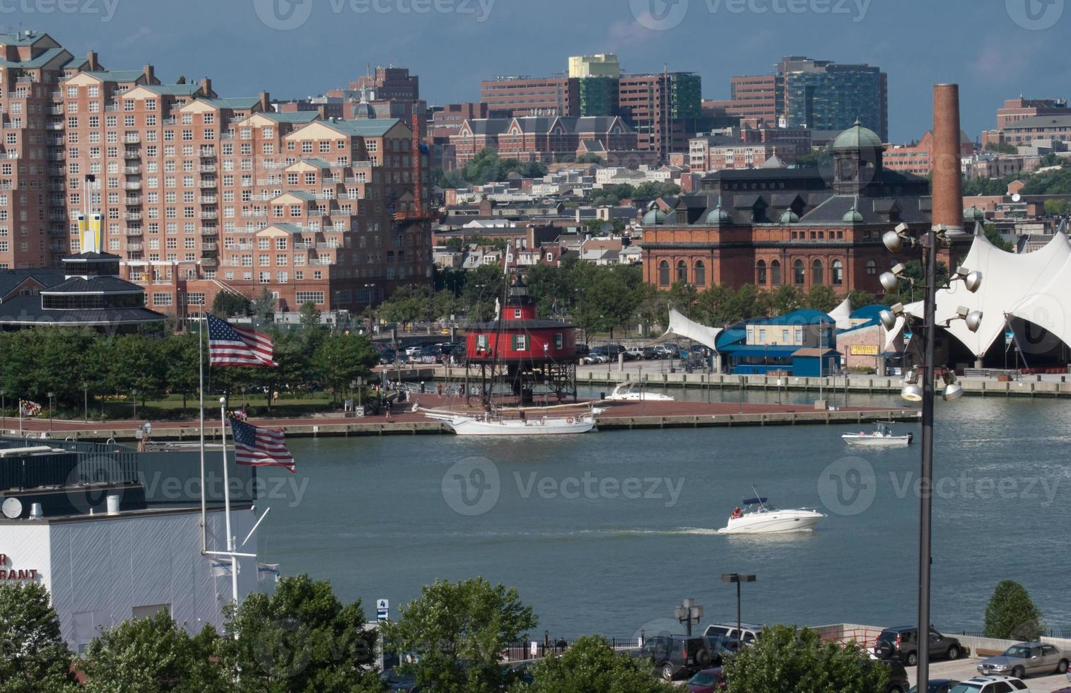 Baltimore Inner Harbor foto