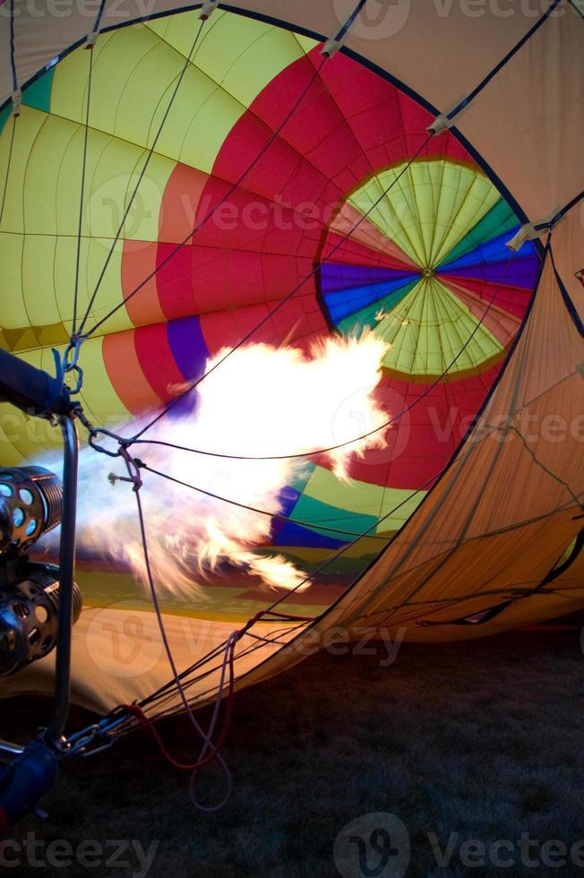 ballon feest foto
