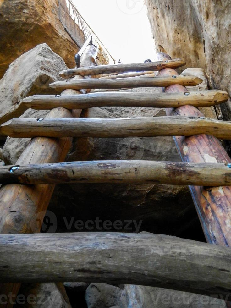 mesa verde ladder foto