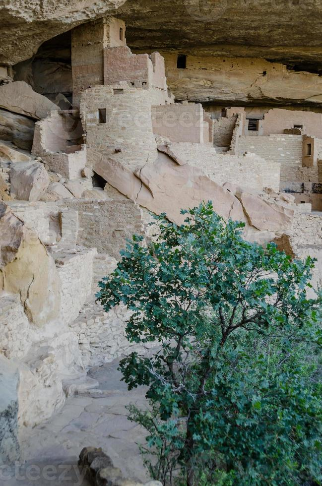 Mesa Verde-toren foto