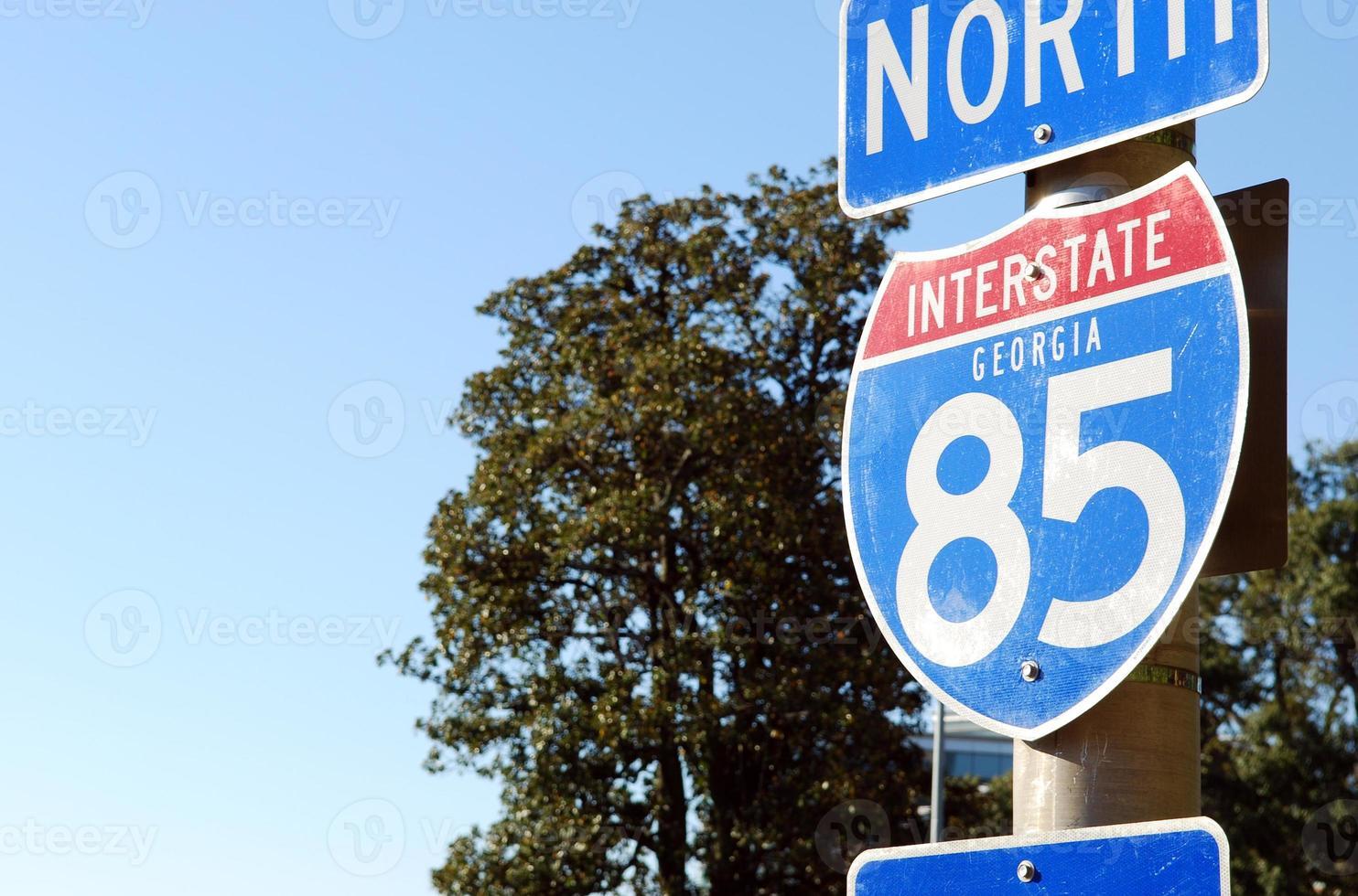 Interstate 85 foto