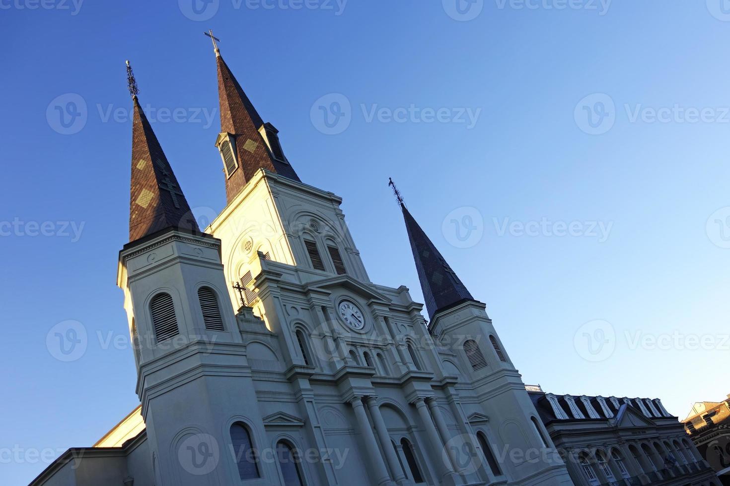 kathedraal van Saint Louis foto