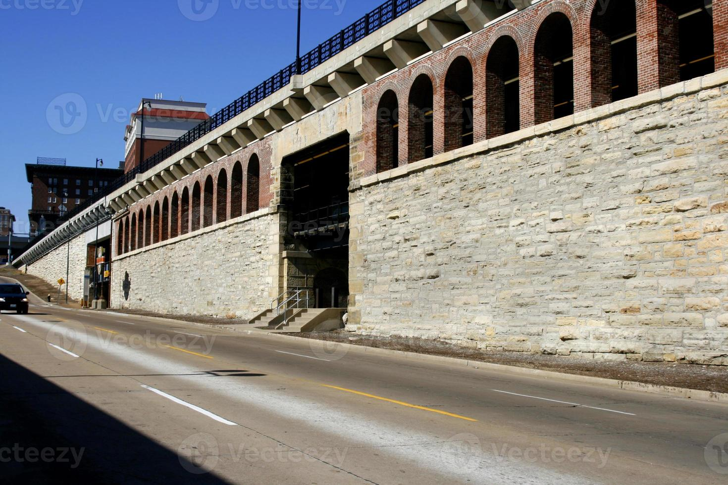 binnenstad st. Louis foto