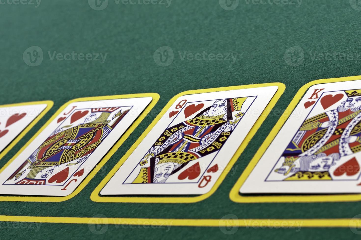poker rivier foto