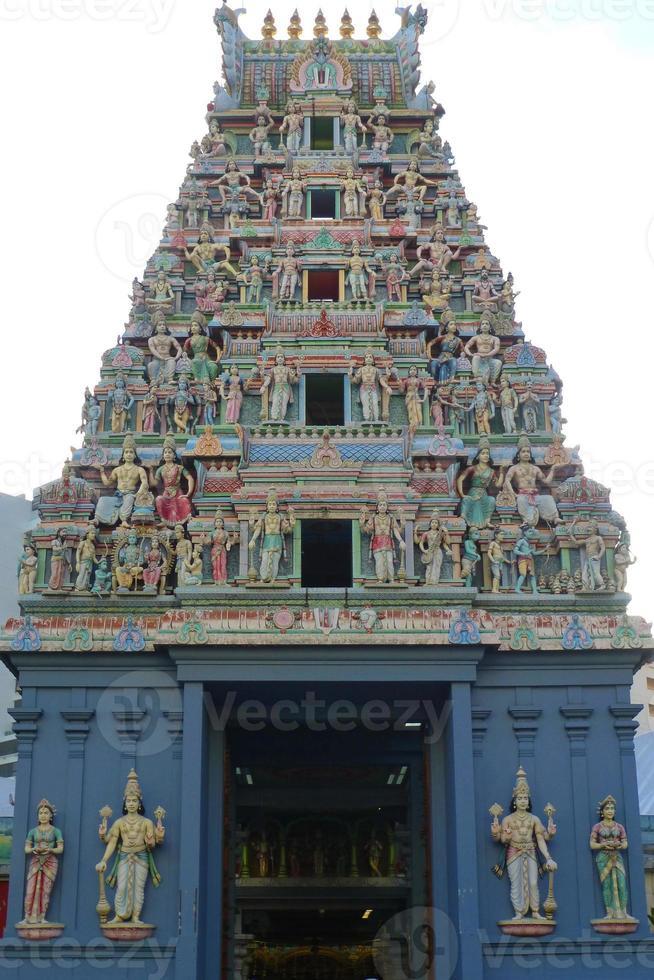 Indiase tempel foto