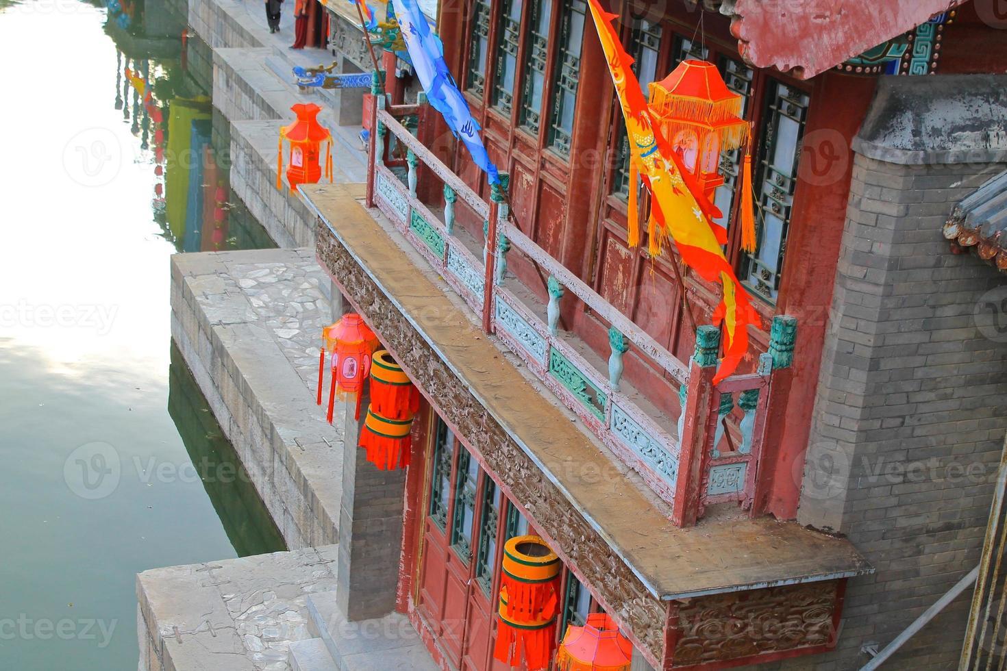 suzhou straat foto