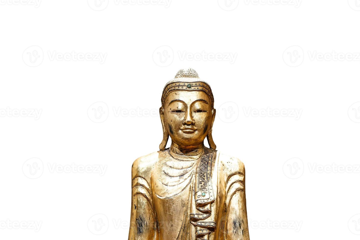 Myanmar Boeddha foto