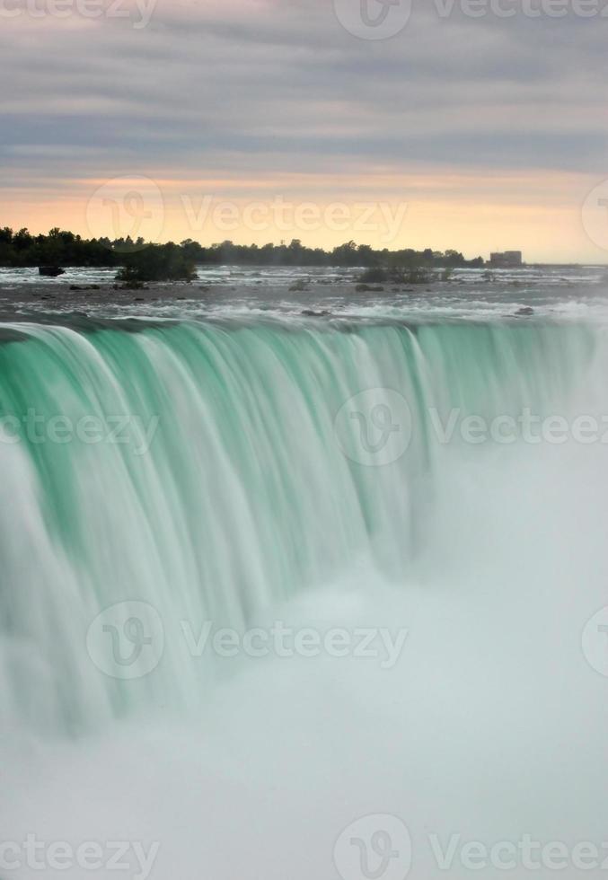Niagara watervallen foto