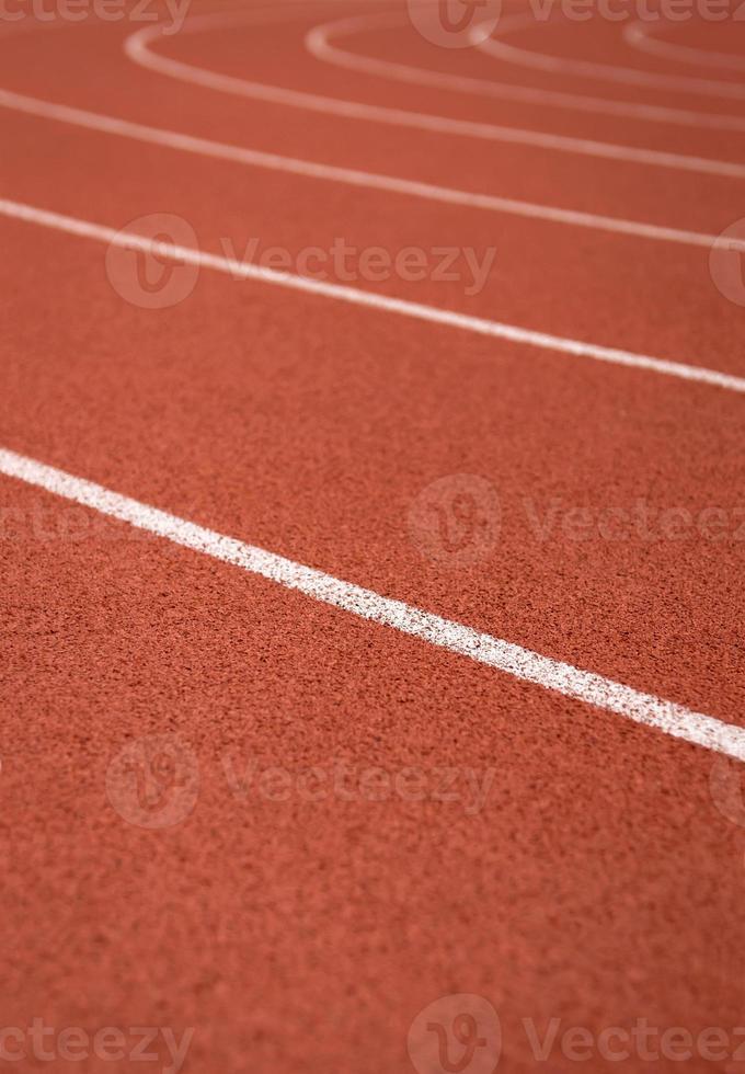 atletiekbaan foto