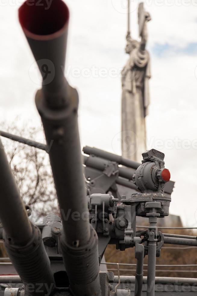 wapens en moederlandbeeld foto