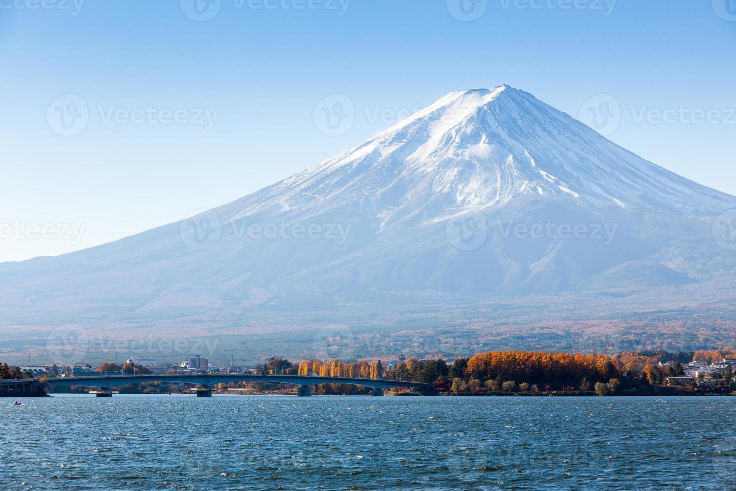 fuji berg foto