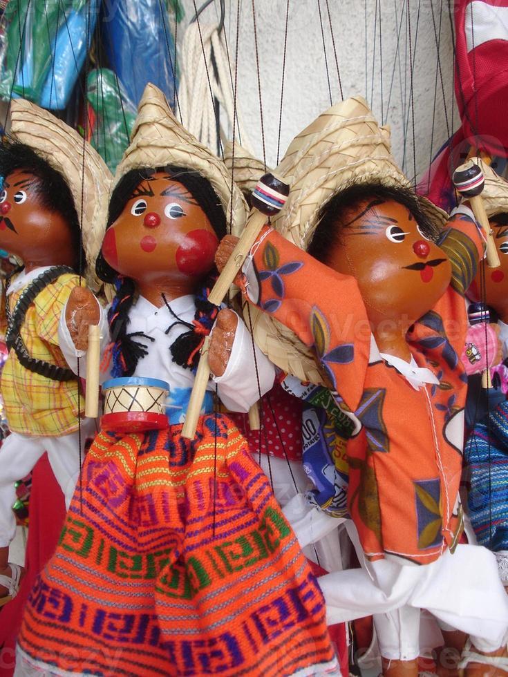 Mexicaanse poppen foto