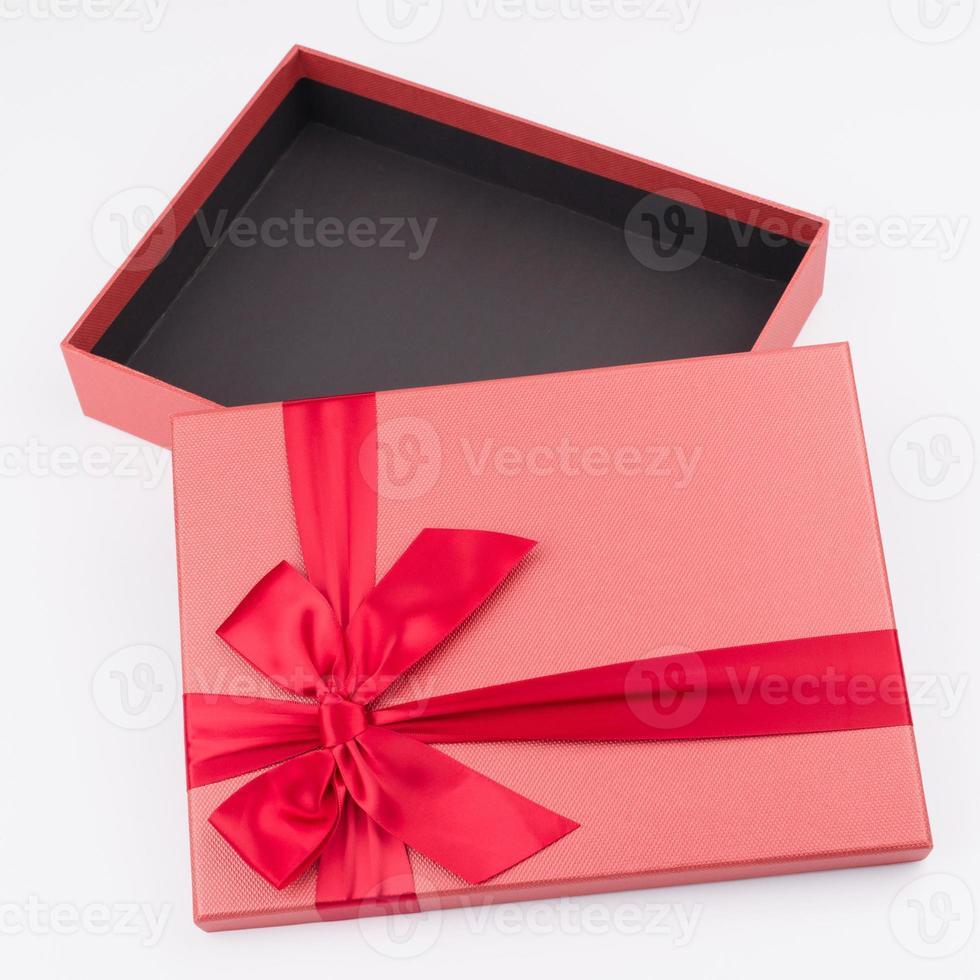 geschenkdoos met mooi lint foto