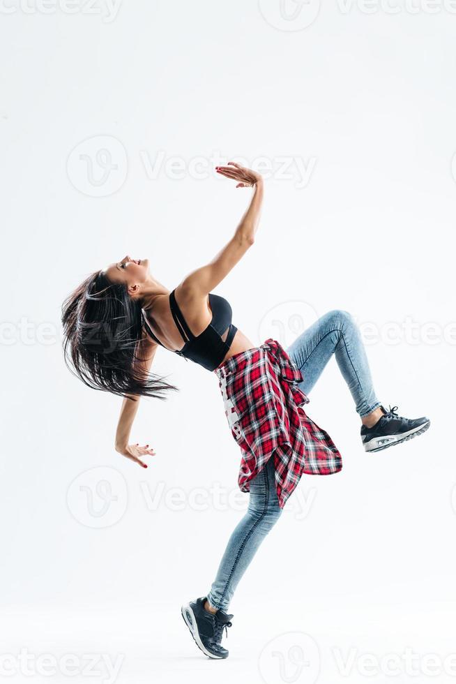 de danser foto