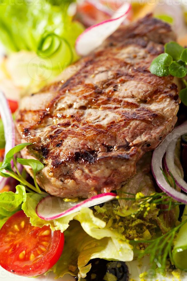 ribeye steak foto
