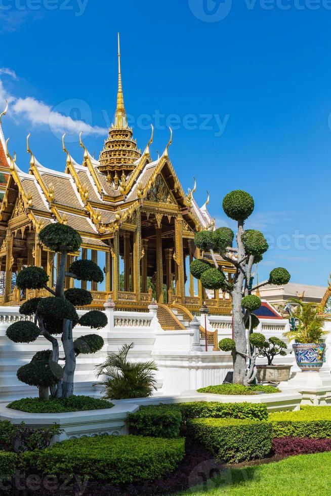 koninklijk paleis bangkok foto