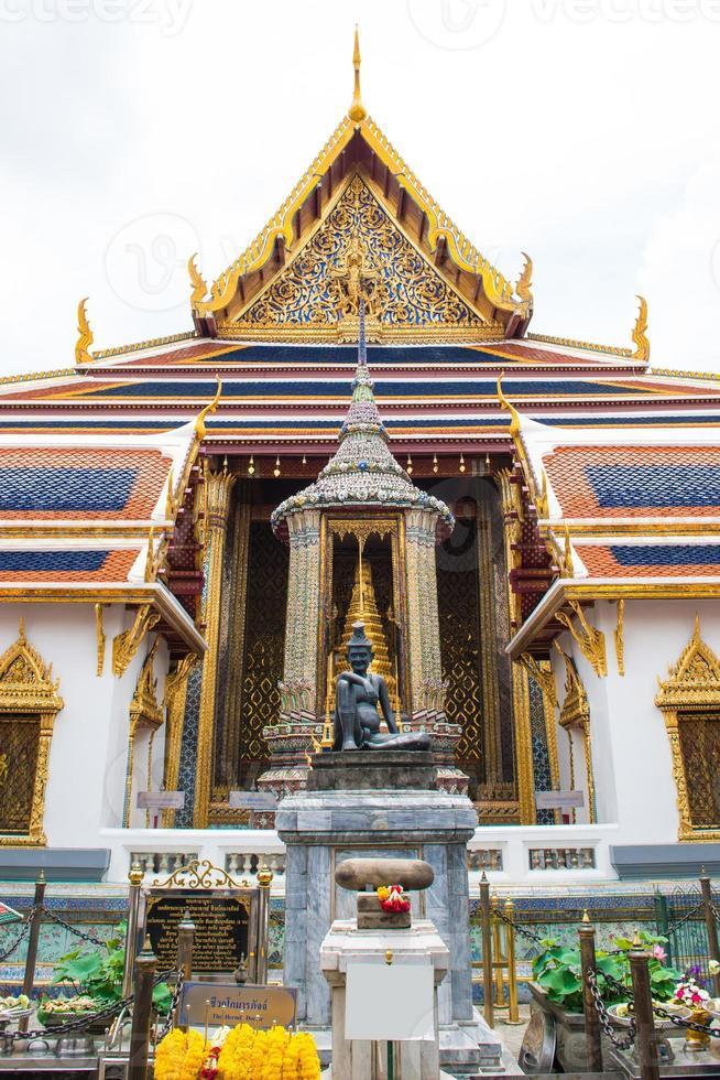 groot paleis, bangkok, thailand foto