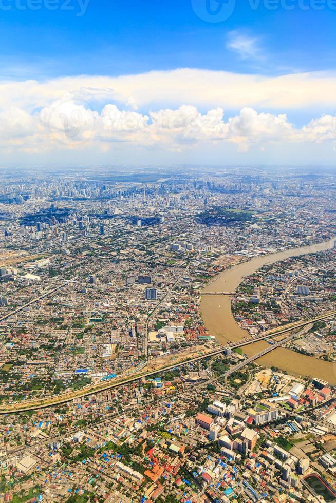bangkok hierboven foto