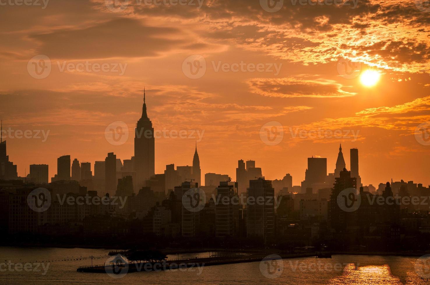 goedemorgen New York foto