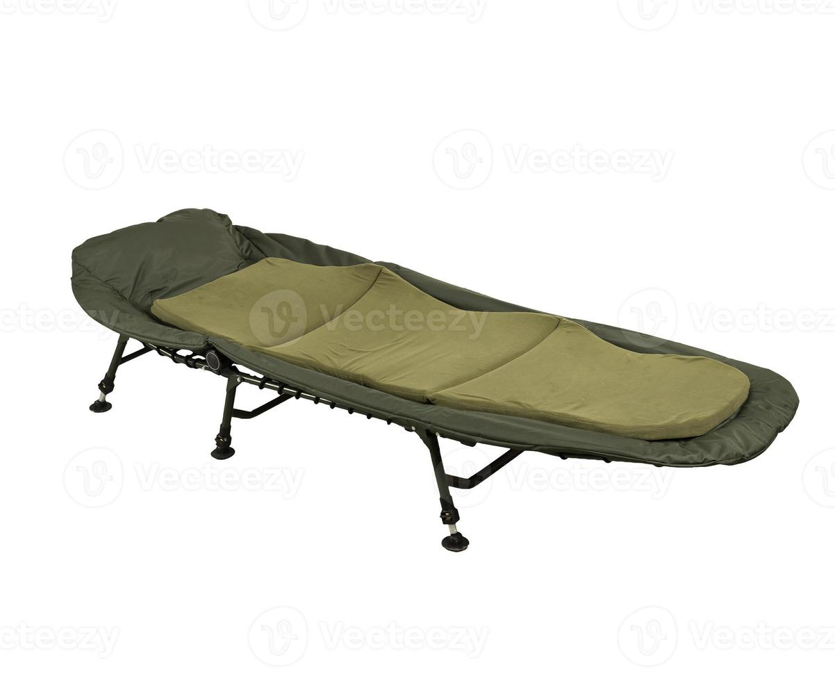 camping bed foto