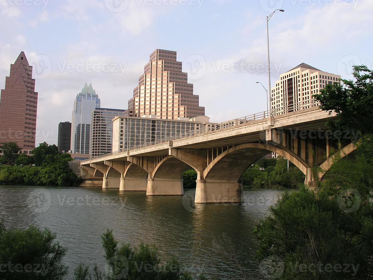 congres Avenue Bridge foto