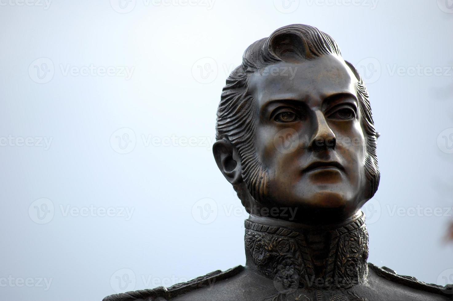 generaal Jose de San Martin foto