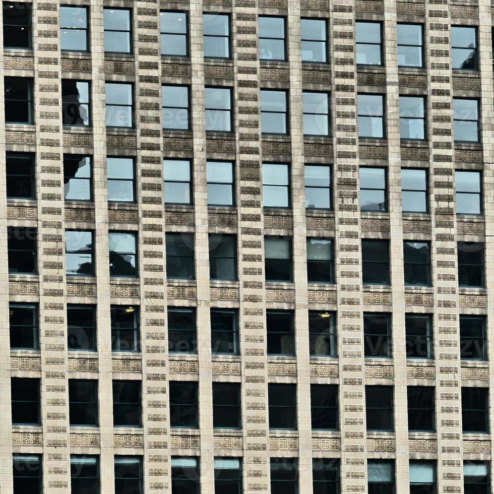 chicago-wrigley gebouw, tribunetoren, architectuur foto