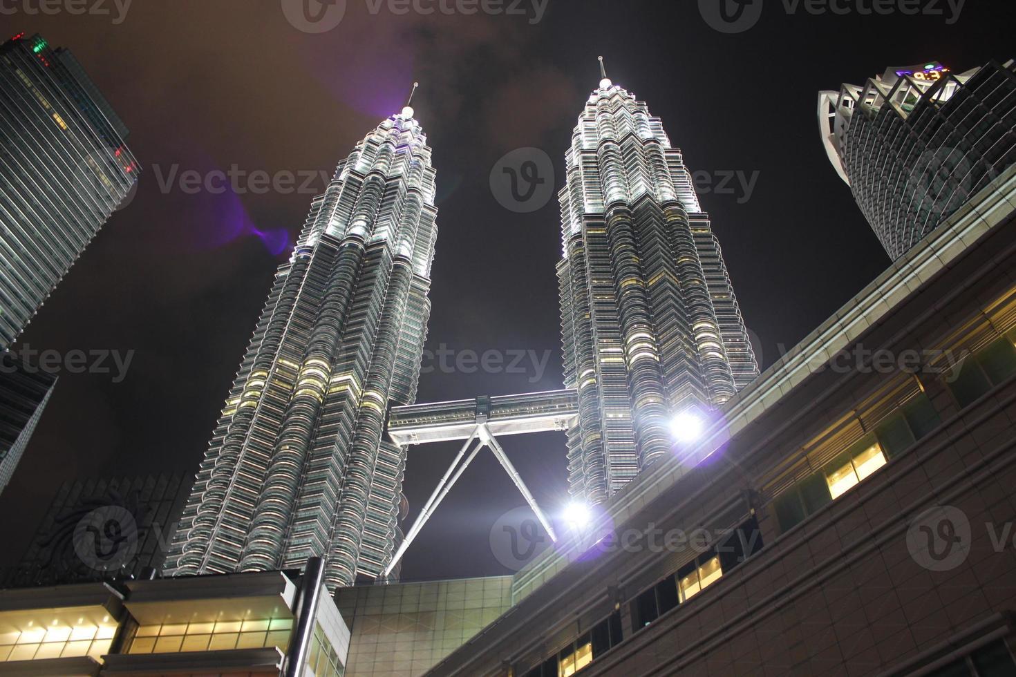 petronas torens foto
