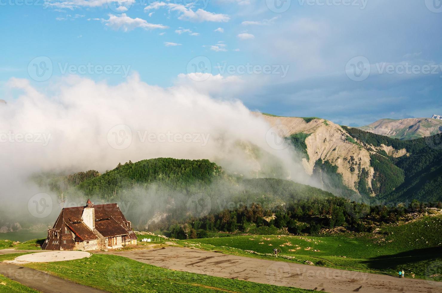 refugio de belagua foto