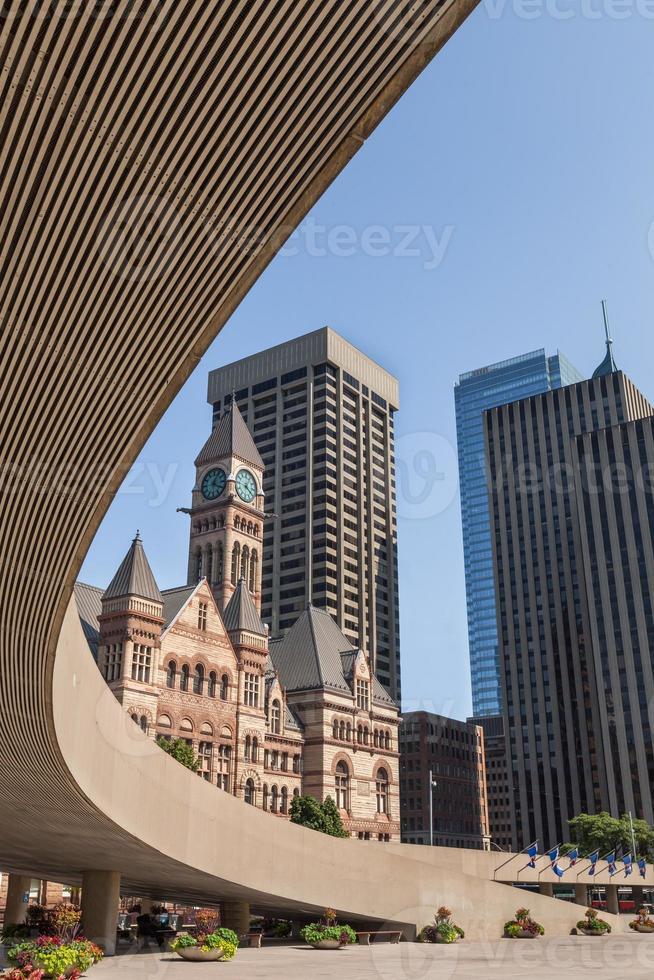 oude stadhuis van Toronto foto